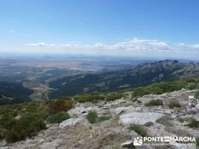 Cuerda Larga - Circo de las Cerradillas - Parque Regional Cuenca Alta del Manzanares - Valle Lozoya